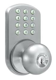 schlage commercial locks. Backyardsmilocks Keyless Entry Knob Door Lock With Electronic Commercial Keypad Lowes Schlage Exterior Interior Home Front Handles And Locks L