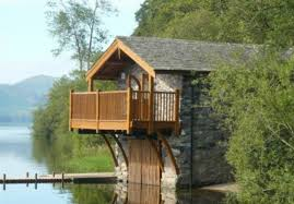Cleveley Mere Tree House  Blue ForestTreehouse Lake District