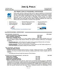 Resume Samples For Testing Professionals Cv Electrical Qa Qc