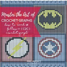 Master The Art Of Crochet Graphs Part 2 C2c Graphs