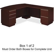 home office desk components. Busch Furniture   Home Office Modular Components Bbf Desk