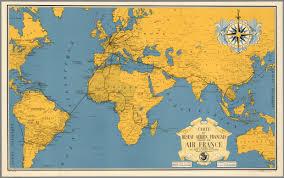 remodelaholic   free vintage map printable images
