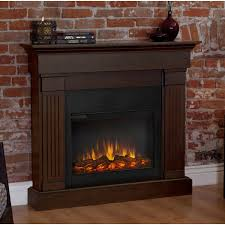real flame slim line crawford chestnut oak electric fireplace 8020e co