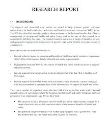 Sample Formal Business Report Emailers Co