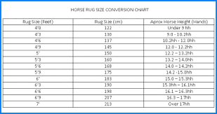 fly sheet size chart prettier horse blanket size conversion chart amigo mio pony fly