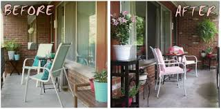 My Perfectly Pink Balcony Makeover The Decor Guru Gorgeous Apartment Balcony Decorating Ideas Painting