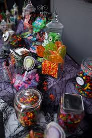 halloween wedding candy bar. Brilliant Candy Of Course You Must Have A Candy Bar For Halloween Themed Wedding And Wedding Candy Bar L