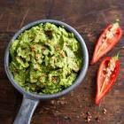 amazing spicy guacamole