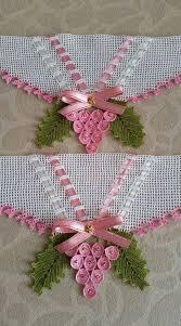 sweet lace crafts diy idea