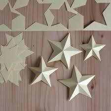 3d Sterne Aus Papier Plotterfreebie Plotter Sterne