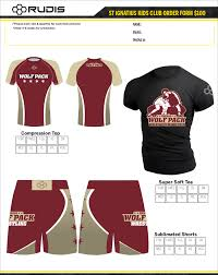 Rudis Wrestling Size Chart Chicago Wolfpack Wrestling Competition Gear