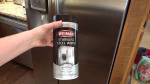 How To Clean Stainless Steal How To Clean Stainless Steel Appliances Youtube