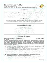 Elementary School Teacher Resume Samples Chemistry Teacher Resume ...