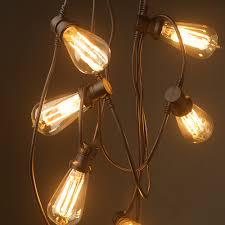 Led Festoon String Lighting