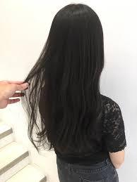 就活インターンにおすすめおしゃれに乗り切ろう人気の暗髪カラー