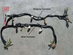 1972 cb175 restoration update 1972 honda cl350 wiring diagram at 1972 Honda Cb350 Wiring Diagram
