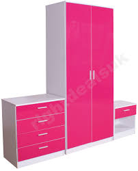 Pink And White Bedroom Furniture Pink Bedroom Furniture