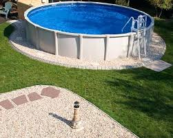 landscape around above ground pools landscaping dos for your