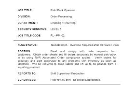 writing a job description template. writing a job description template