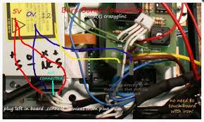 pc power supply on ps3 slim 9 steps pictures step 8 wireing diagram