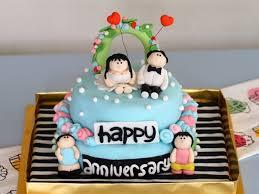 45 Delightful Wedding Anniversary Cake Ideas
