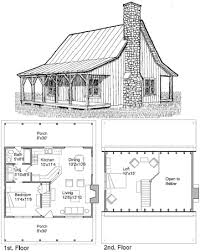small cabin floor plans.  Small Vintage House Plan  How Much Space Would You Want In A BIGGER Tiny House With Small Cabin Floor Plans S