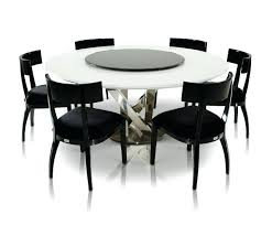 round table with lazy susan built in ax spiral modern round dining table with lazy lazy