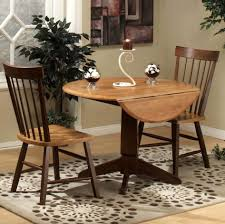 Light Wood Kitchen Table Contemporary Round Brown Teak Light Wood Drop Leaf Kitchen Table
