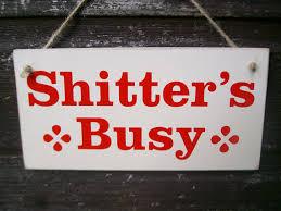 occupied bathroom sign. Like This Item? Occupied Bathroom Sign O