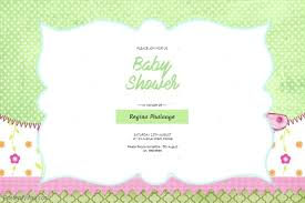 Do It Yourself Baby Shower Invitation Templates Baby Shower Invitation Template Postermywall