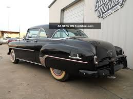 1952 Chevrolet De Luxe 2103 related infomation,specifications ...