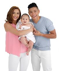 babyflo recently welcomed iya drew and baby primo arellano as brand ambassadors