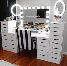 diy makeup vanity table. Brilliant Diy Awesome Diy Makeup Vanity Table Dining Remodelling A 1182018  Decor Inside W