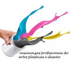 Resultado de imagen de artes plasticas  e deseño xunta