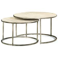 hammary coffee table modern basics round cocktail table with nesting tables hammary promenade round coffee table hammary coffee table