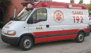 Resultado de imagem para fotos ambulancias samu pb