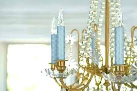 chandelier candle covers replacement sleeves s parts home depot