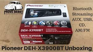 pioneer deh x3900bt single din bluetooth radio unboxing youtube Pioneer Deh X3910bt Wiring Diagram pioneer deh x3900bt single din bluetooth radio unboxing Wiring-Diagram Pioneer Deh 34