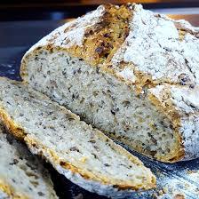 pain aux graines sans machine à pain ni pétrissage