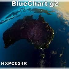 Details About Bluechart G2 Australia New Zealand Hxpc024r Map For Garmin Boat Fishing Marine