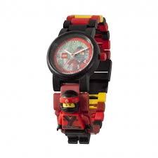 Наручные <b>часы Lego Ninjago Movie</b> Kai 8021117 от Lego за 2 ...
