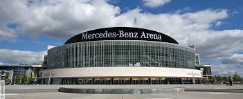 The water is treated and is used for the stadium's cooling tower demand and the irrigation system, tanalski said. Mercedes Benz Arena Berlin Berlin Sportmetropole