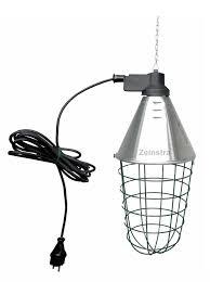 Armatuur Warmtekap Max 250 Watt Zonder Lamp 10403 Veeverzorging