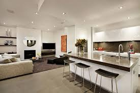 personable kitchen remodel alluring small kitchen living room design ideas