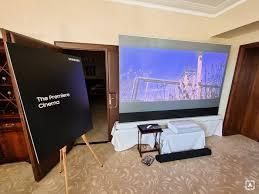 Mas o modelo de cinema é bem diferente e pode ser uma opção muito melhor para uma sala de&nbs. Tentamos Um Projetor Top E Caro