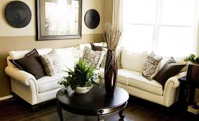 Idea How To Decorate Living Room Decorate Living Room Cheap How To End Tables On Budget For