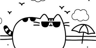 Pusheen And Stormy Coloring Pages Design And Ideas Page 0