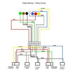 trailer wiring diagram trailer image n standard trailer wiring diagram n wiring on trailer wiring diagram
