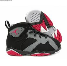 nike 8c. nike toddler air jordan 7 retro black/pink 705418 008 sz 2c-8c new nike 8c i