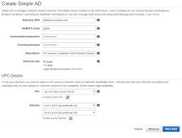 Aws Directory Service Simple Ad A Cloud Active Directory